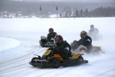 salen sverige kart Ice Driving   On Site Events salen sverige kart