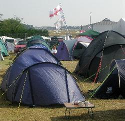 le mans vip camping
